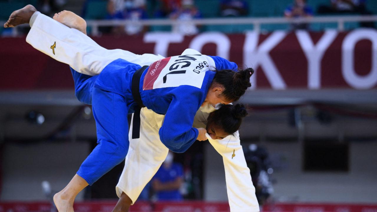 Judô: Ketleyn Quadros é derrotada, mas segue na luta pelo bronze