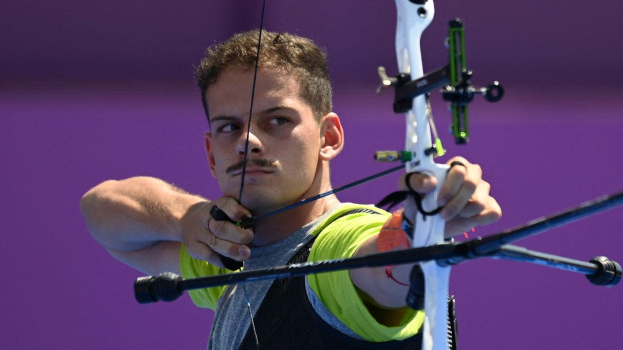 Tiro com arco: Marcus D'Almeida vence e chega nas oitavas de final nos Jogos Olímpicos de Tóquio