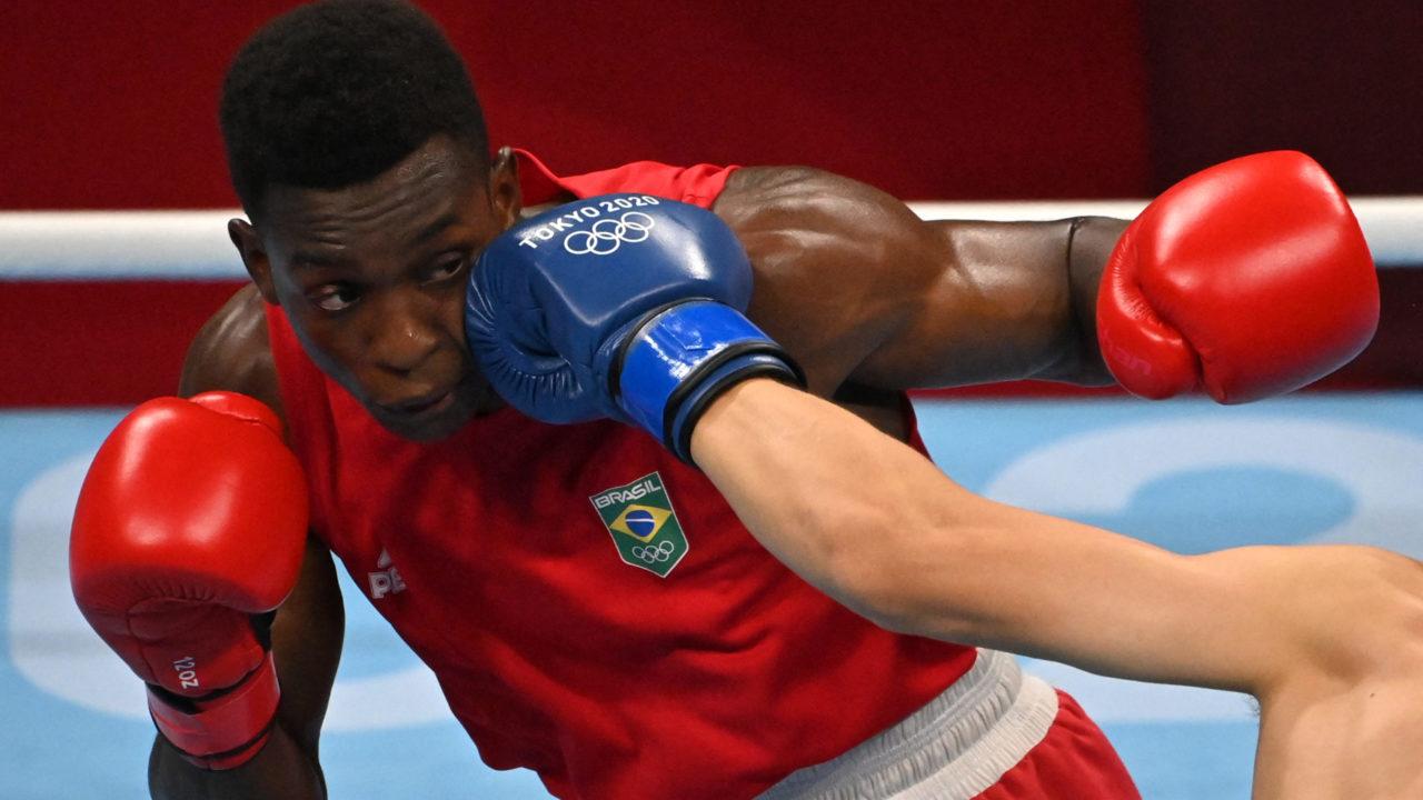 Boxe: brasileiro Keno Machado vence e avança às quartas de final em Tóquio