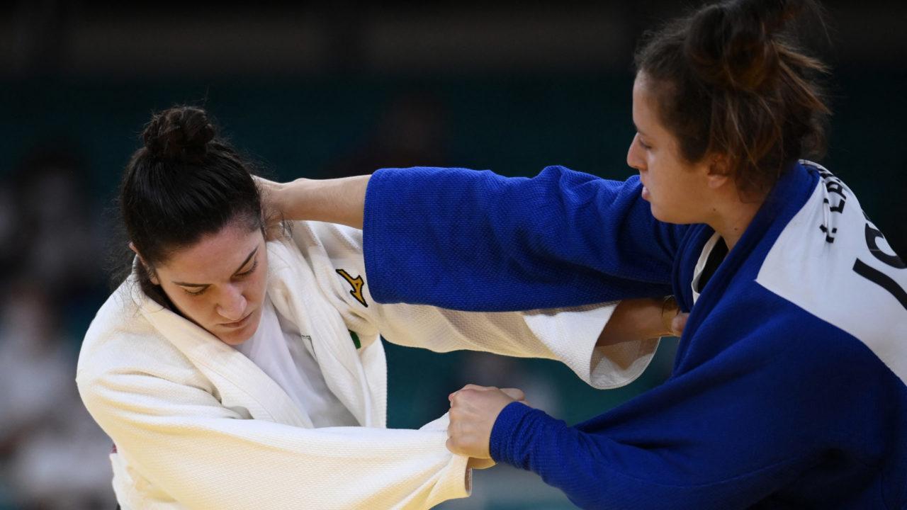 Judô: Mayra Aguiar vence e avança para as quartas de final na Olimpíada