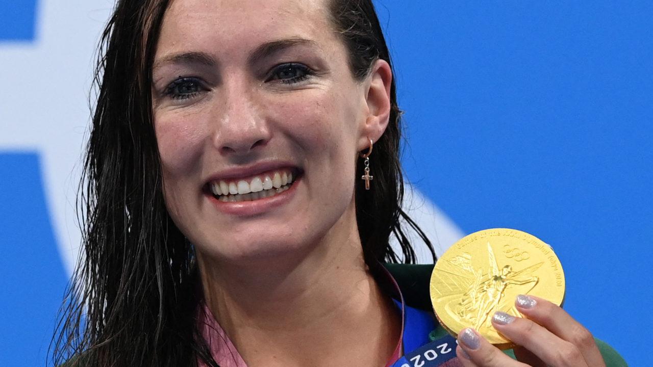 Natação: sul-africana é ouro 200m peito com recorde mundial