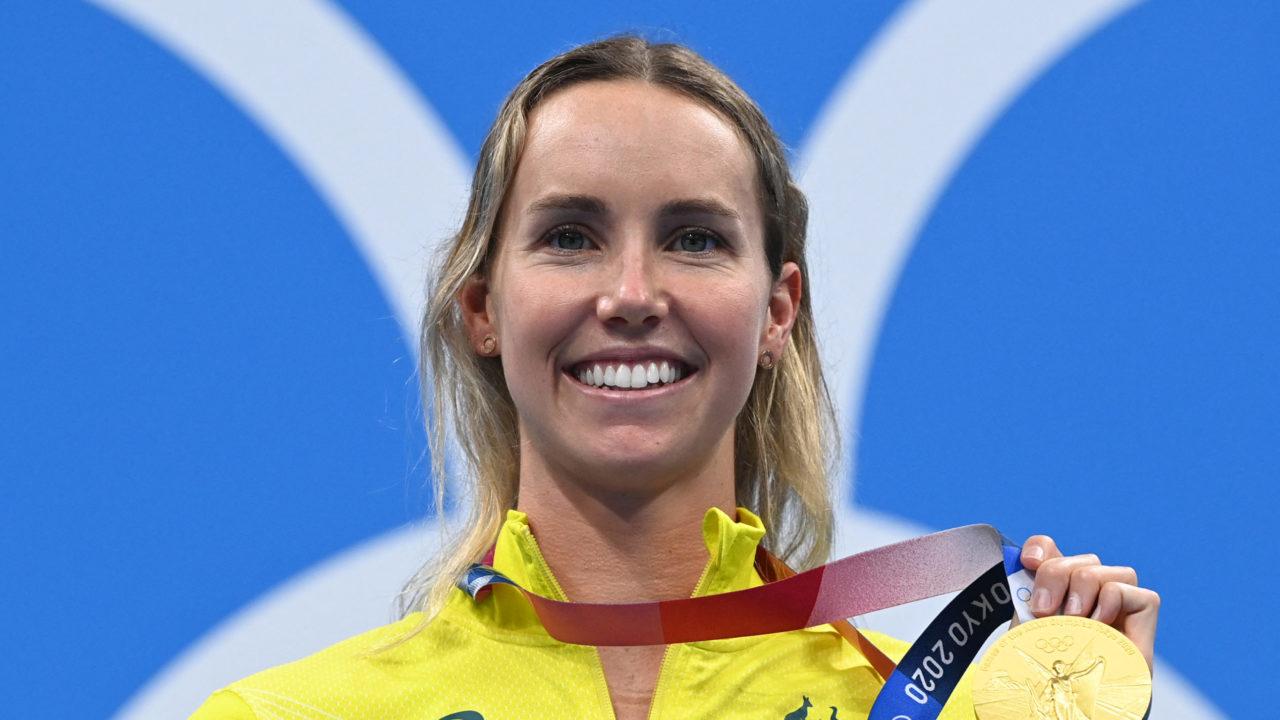 Natação: australiana Emma McKeon é ouro nos 100m livre com recorde olímpico