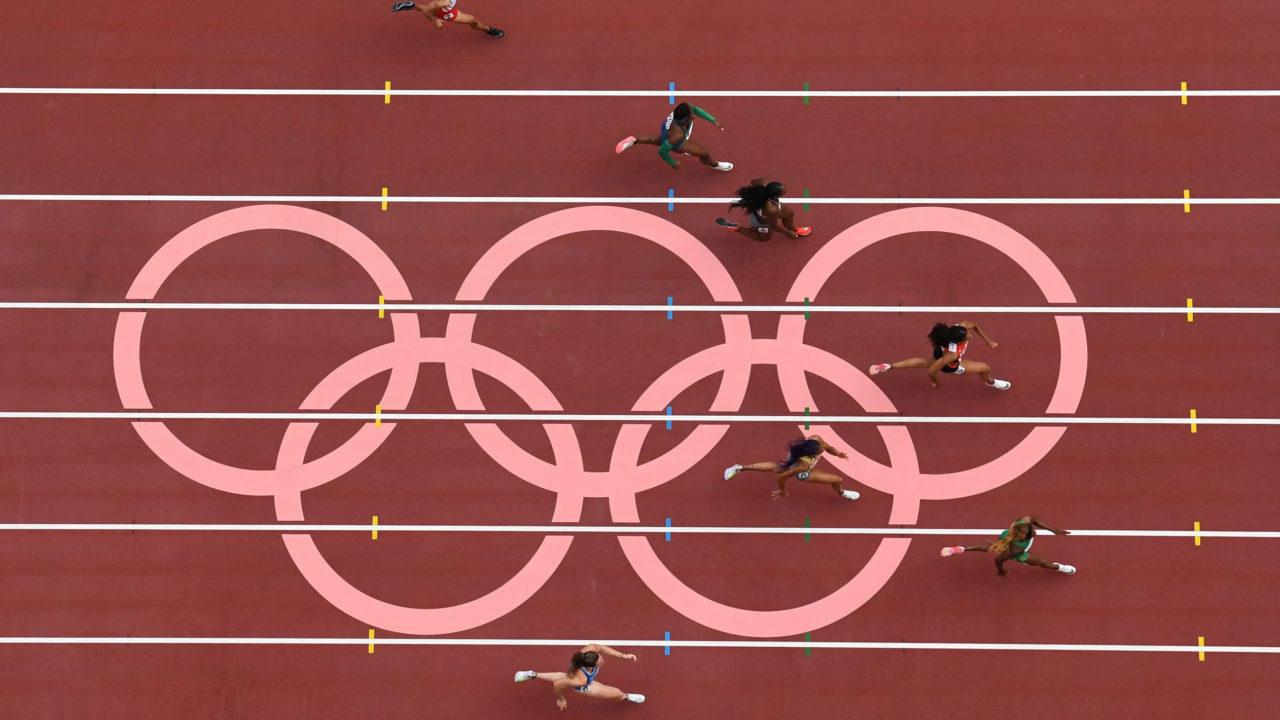 Brasil fica sem representantes nos 100 metros rasos feminino nos Jogos de Tóquio