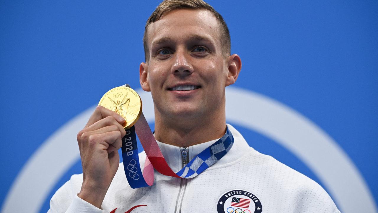 Natação: americano Caeleb Dressel é ouro nos 100m borboleta com recorde mundial