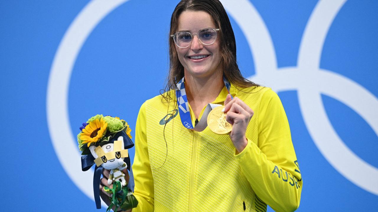 Natação: australiana Kaylee McKeown é ouro nos 200m costas