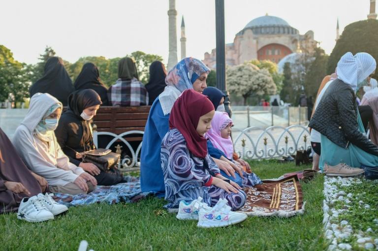 Turquia contesta advertências da Unesco sobre Hagia Sophia