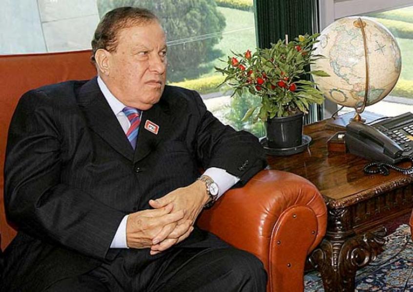 Aos 101 anos, morre Alberto Dualib, ex-presidente do Corinthians