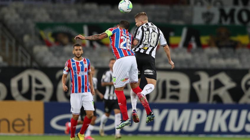 Atlético-MG x Bahia. Onde assistir, prováveis times e desfalques