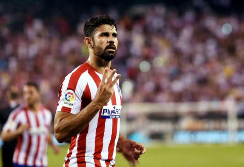 Diego Costa estuda proposta para jogar pelo Besiktas, da Turquia