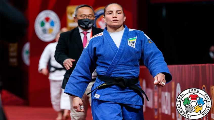 Maria Portela é derrotada, fica fora dos Jogos Olímpicos e cai no choro