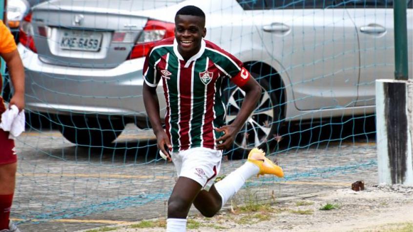 Metinho se despede do Fluminense, cita gratidão e diz: 'Nunca deixarei de ser um moleque de Xerém'