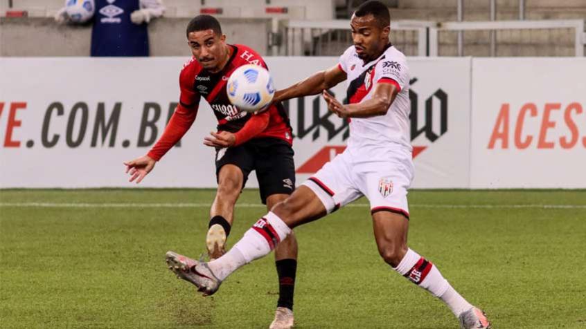 Athletico-PR x Atlético-GO: prováveis escalações e onde assistir