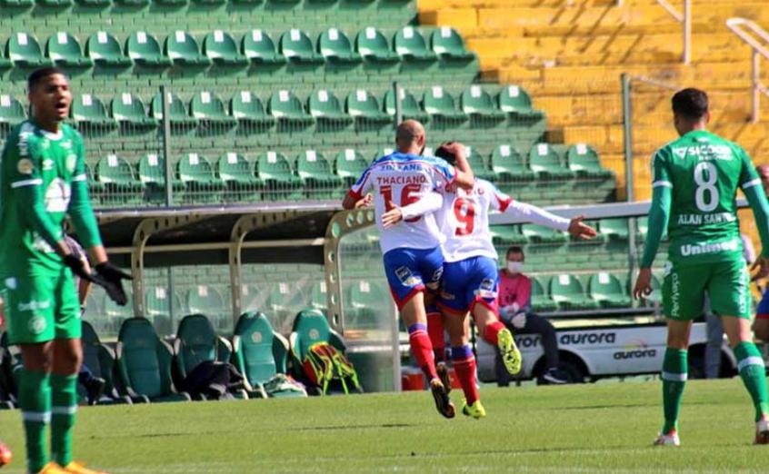 Bahia quer vencer Sport para não perder contato com G6
