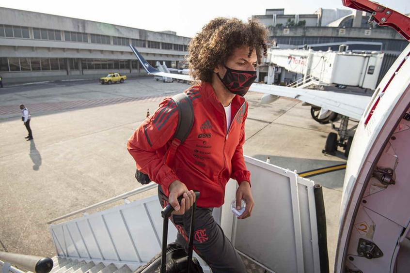 Em fase de turbulência, Flamengo encerrará maratona de viagens com saldo de 7.100 km em 10 dias