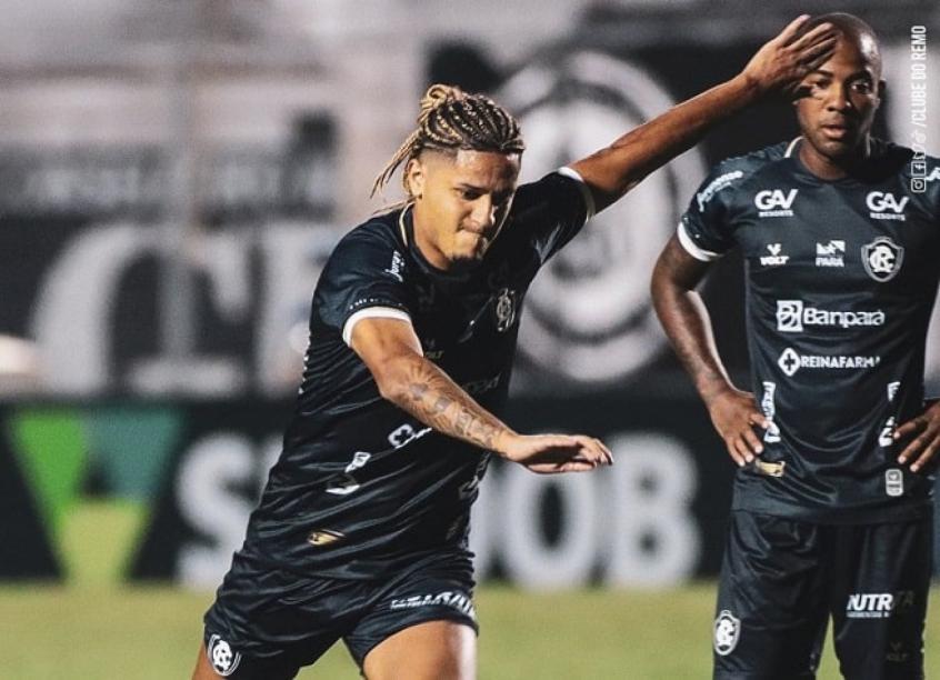 Felipe Gedoz destaca proximidade dos cinquenta jogos no Remo e fala sobre segundo semestre no clube na Série B