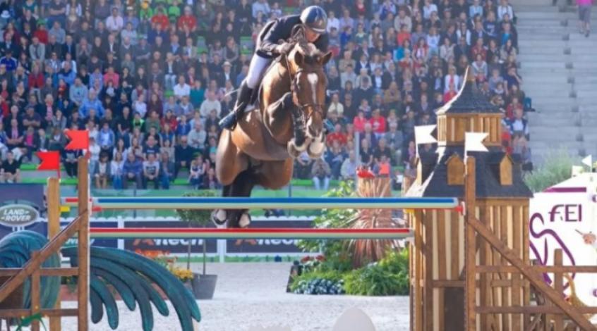 Cavaleiro australiano está fora das Olimpíadas após ser pego no doping