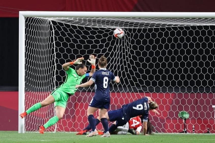Futebol feminino: com direito a golaço, Grã-Bretanha estreia vencendo o Chile