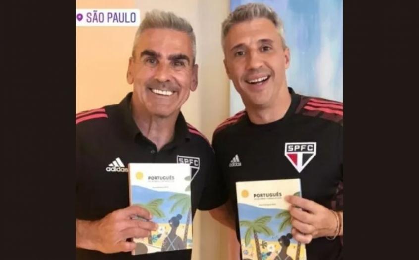 Sem professora, Crespo aprende português com vídeos no Instagram