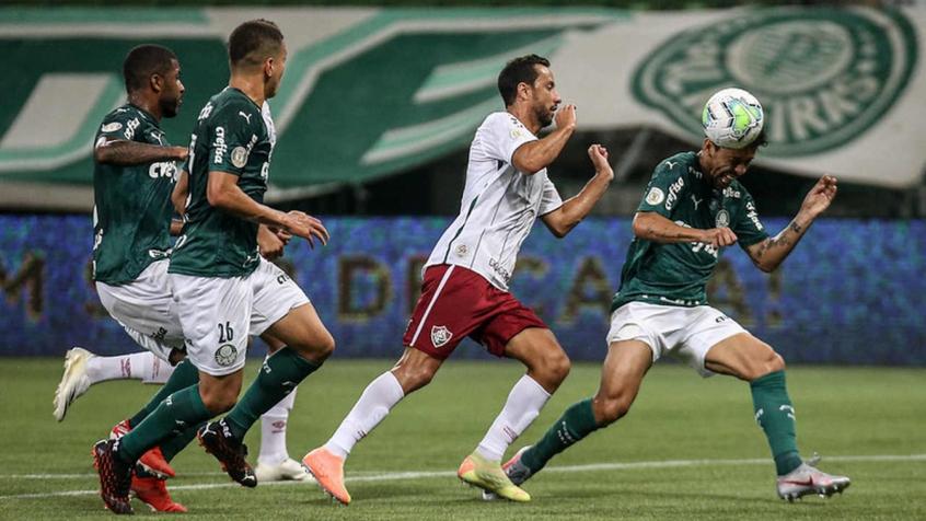 Quinto melhor visitante, Fluminense encara o líder Palmeiras buscando primeiros pontos no Allianz Parque