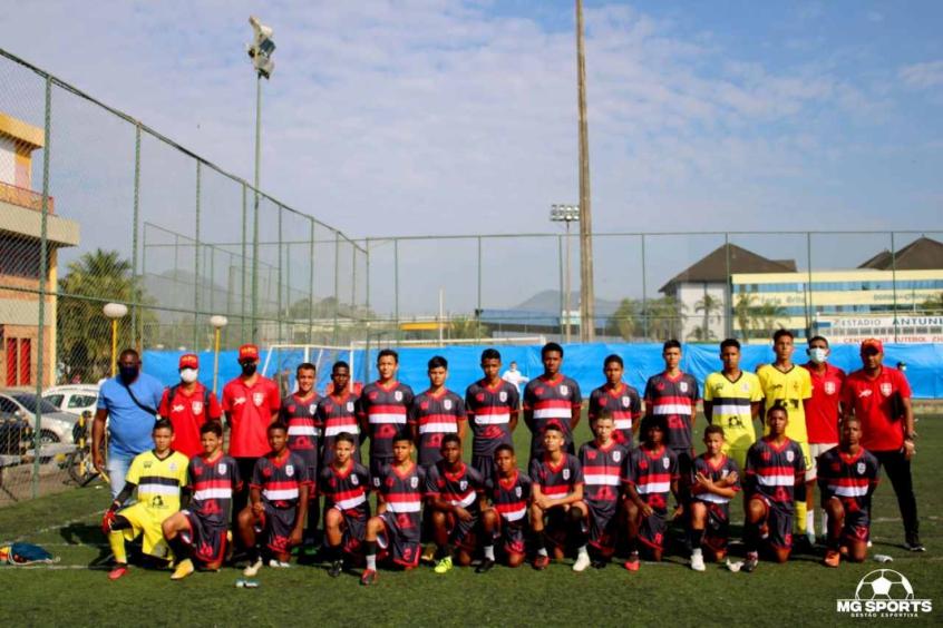 Com boa campanha na Copa Zico, MG Sports projeta ser um clube formador
