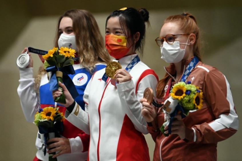 Veja o quadro de medalhas dos Jogos Olímpicos de Tóquio 2020