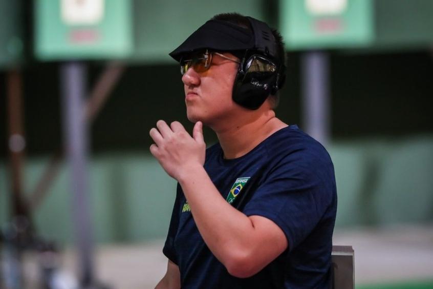 Felipe Wu pensa em um novo ciclo de disputas após Jogos Olímpicos