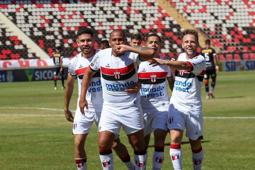 Série C: com gol de Walter, Botafogo-SP vence duelo paulista