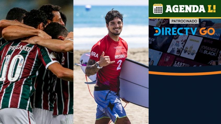 Oitavas de final da Copa do Brasil, Jogos Olímpicos… Saiba onde assistir aos eventos esportivos de terça-feira