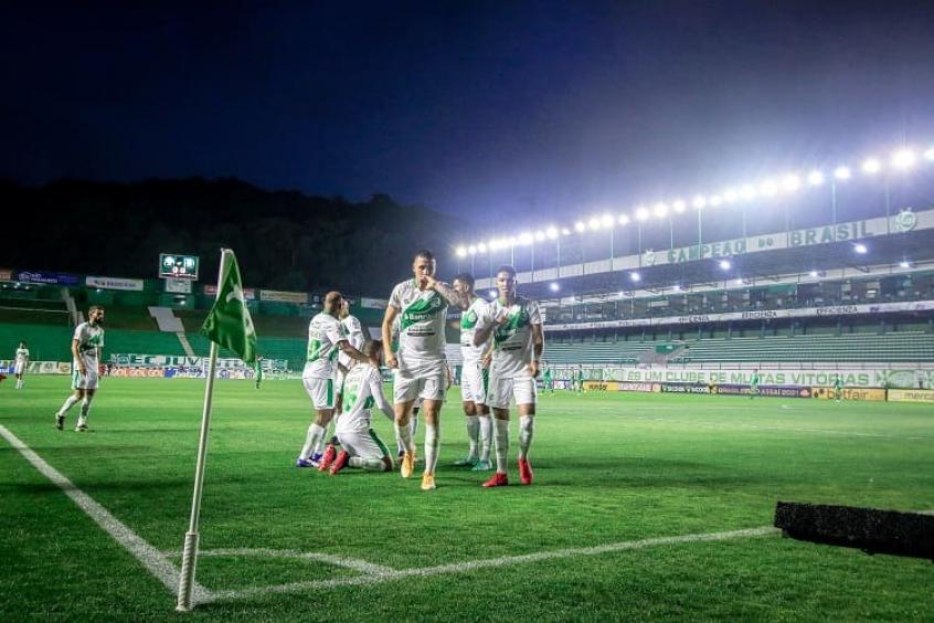 Matheus Peixoto anotou sete dos nove gols do Juventude no Brasileirão
