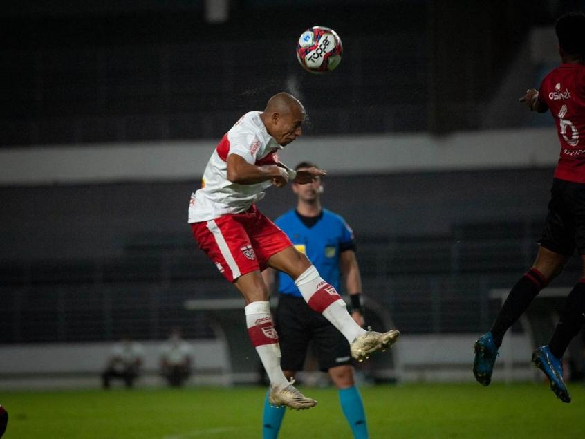 Reginaldo Lopes quer classificação do CRB diante do Fortaleza na Copa do Brasil