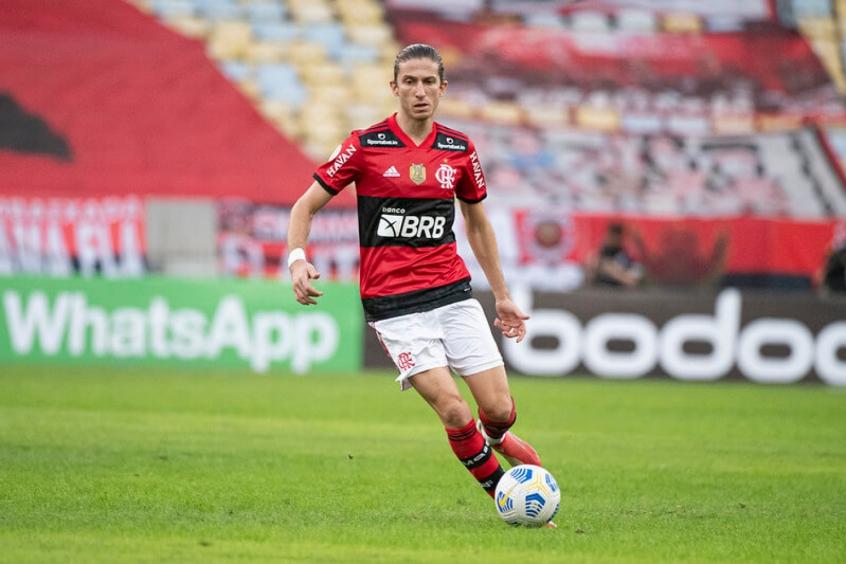 Os próximos poupados? Filipe Luís e Diego Alves são os titulares em maior sequência de jogos no Flamengo
