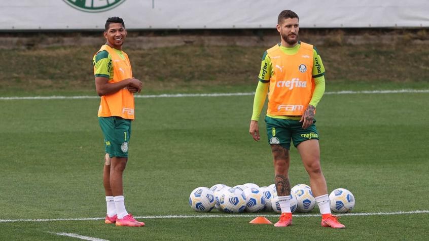Palmeiras retoma treinos de olho em sequência com Choque-Rei decisivo