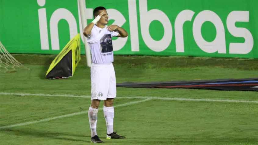 Felipão elogia postura da garotada do Grêmio