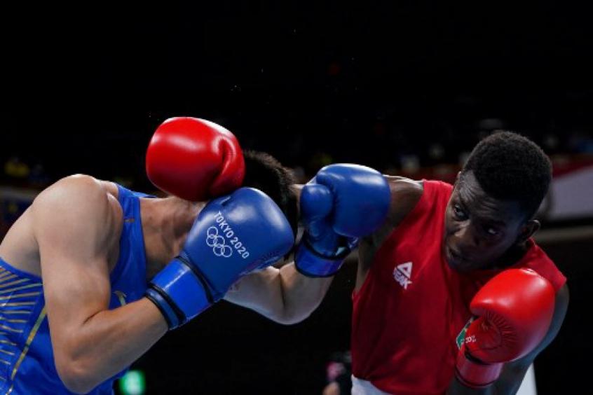 Keno Machado é derrotado por decisão da arbitragem e se despede dos Jogos Olímpicos