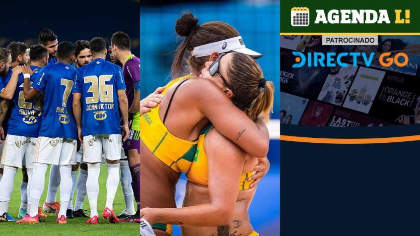Série B, Jogos Olímpicos… Saiba onde assistir aos eventos esportivos de sexta-feira