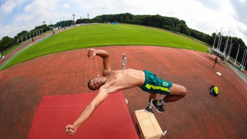 Jogos Olímpicos: Fernando Ferreira e Thiago Moura são eliminados no salto em altura