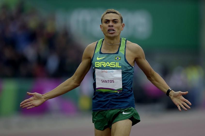 Altobeli da Silva não avança à final nos 3000m com obstáculos e desabafa: 'Eu merecia a classificação'