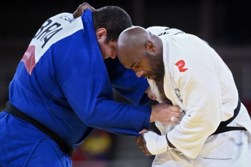 Rafael Silva cai diante de bicampeão olímpico e dá adeus à chance de medalha nos Jogos Olímpicos