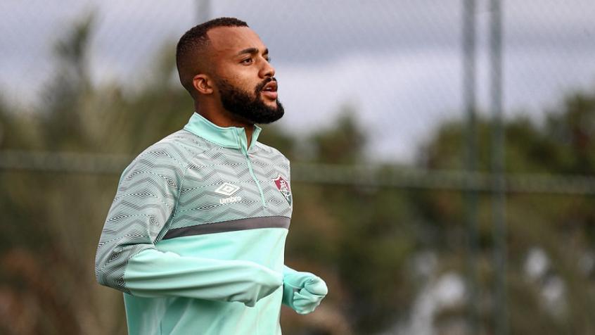 Samuel Xavier pede 'concentração e tranquilidade' ao Fluminense por virada na Copa do Brasil