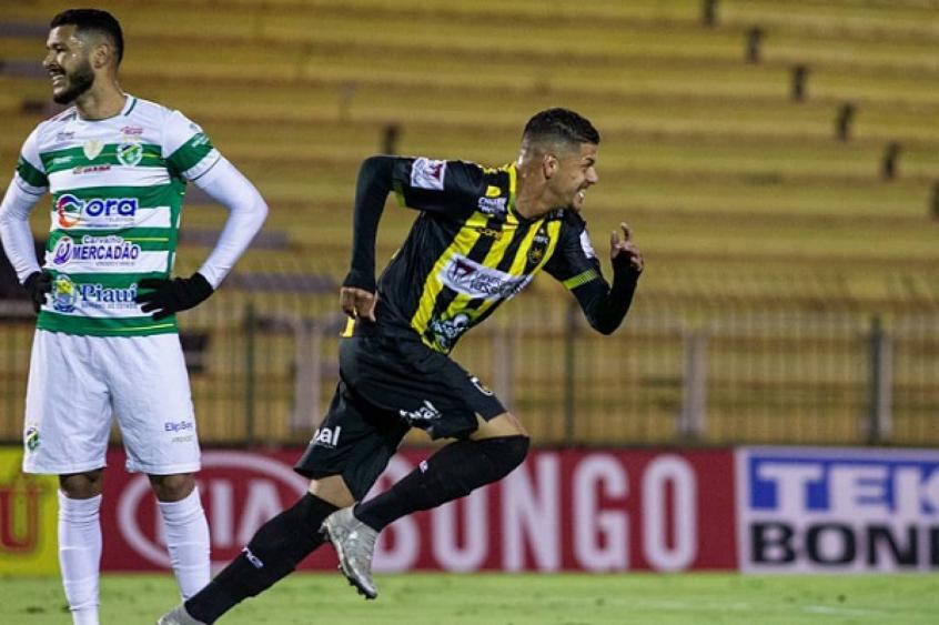 Pela Série C, Volta Redonda vence o Altos e assume liderança do Grupo A