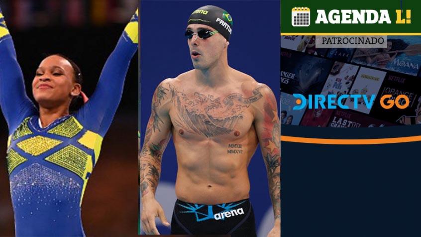 Natação, atletismo, ginástica, vôlei e chances de medalha: confira a agenda completa dos Jogos Olímpicos