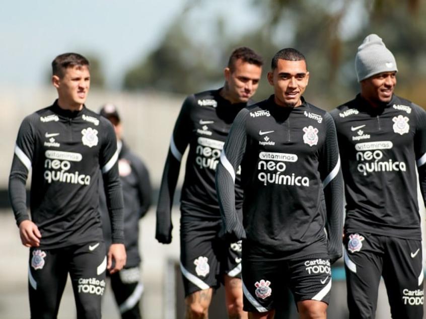 Corinthians divulga relacionados para enfrentar o Flamengo; confira provável escalação