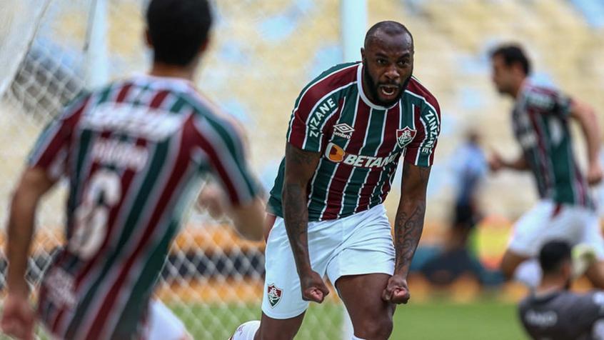 Autor do primeiro gol, Manoel é expulso e desfalca o Fluminense nas quartas de final da Copa do Brasil