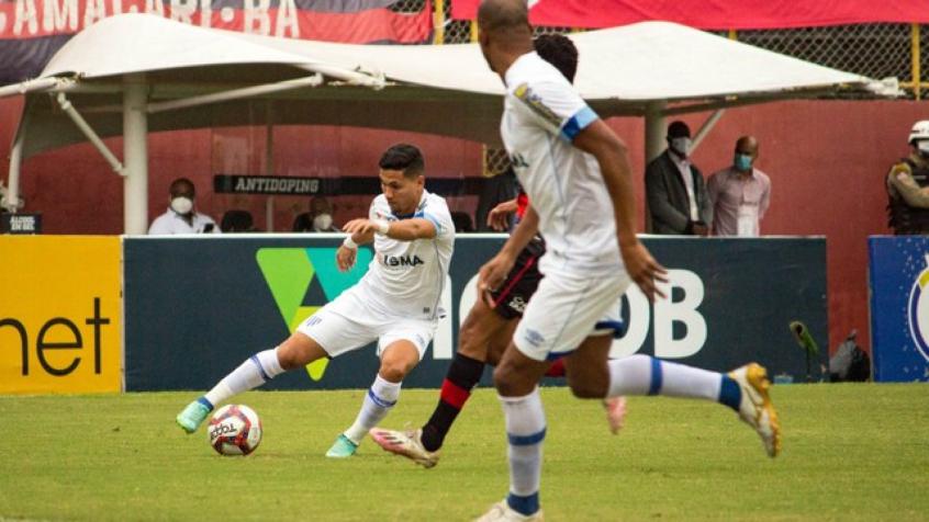 Avaí fica no empate com Vitória e entra no G4 da Série B