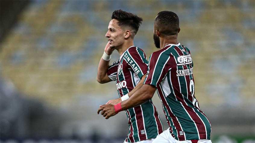 ATUAÇÕES: Gabriel Teixeira e Luiz Henrique destacam-se em classificação do Fluminense sobre o Criciúma na Copa do Brasil