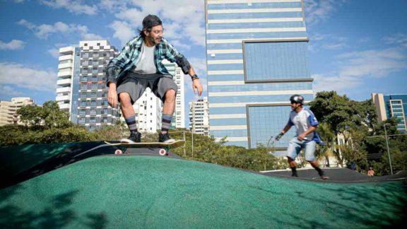 Ao trazer duas medalhas para o País, o skate mostra que mais do que um esporte, é um estilo de vida divertido e saudável