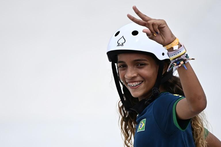 Rayssa Leal, a jovem skatista que se tornou a 'fadinha' do Brasil