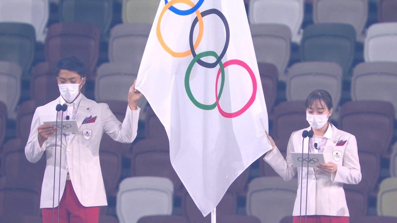 Crédito: Reprodução Twitter Olimpíadas