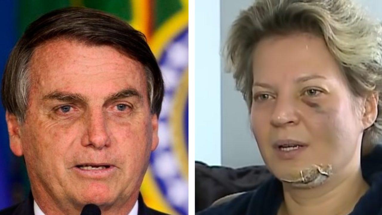 'É bastante esquisita a história dela', diz Bolsonaro sobre Joice Hasselman
