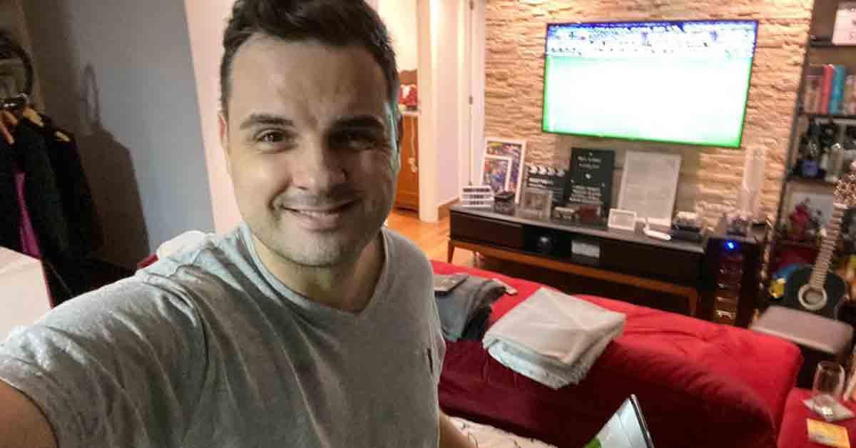 Chico Garcia deixa UTI: 'Recuperação surpreendente'